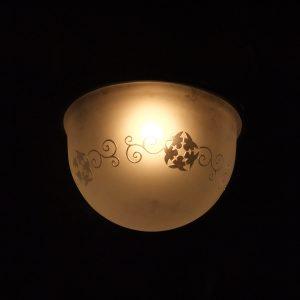 国有形登録文化財 神代閣 特注照明