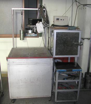 大型電気炉(ピックアップ/長期徐冷用)