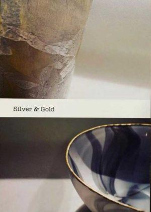 2021.10.7(木)〜10.12(火) Silver & Gold 加倉井秀昭 個展